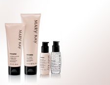 See the order of application for Mary Kay® skin care products.