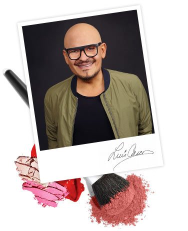 Luis Casco: Mary Kay Global Beauty Ambassador and Makeup Icon