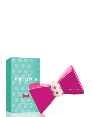 Wrap yourself in the warmth of friendship with Mary Kay Eau So Cute Eau de Toilette.