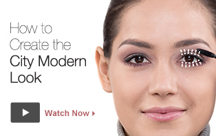 Watch the video from Mary Kay to learn to how to create the City Modern look.