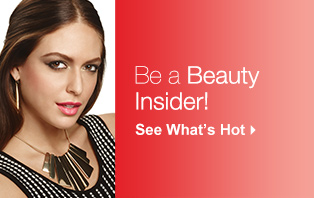 Be a Beauty Insider. See what
